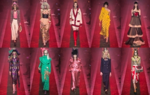 Gucci Spring/Summer 2017  Milan Fashion Week